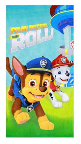 Official Paw Patrol Beach Towel