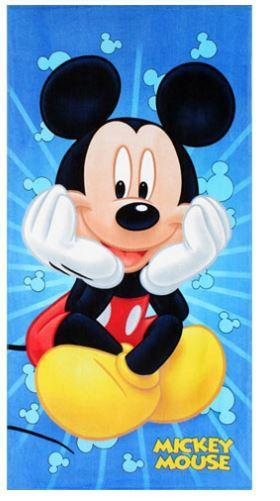 Official Mickey Mouse Sitting Beach Tower