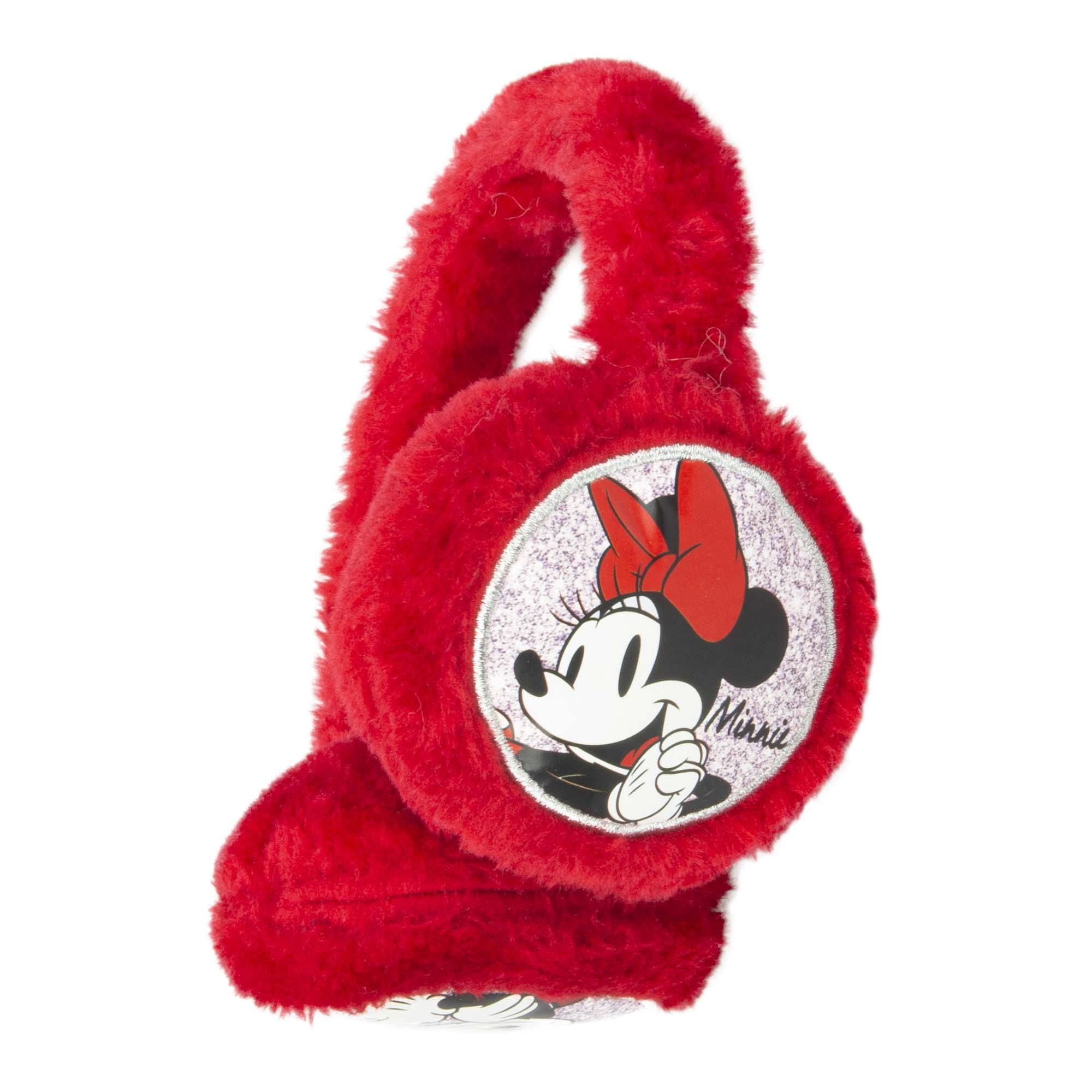 Minnie Earmuffs & Mickey Red