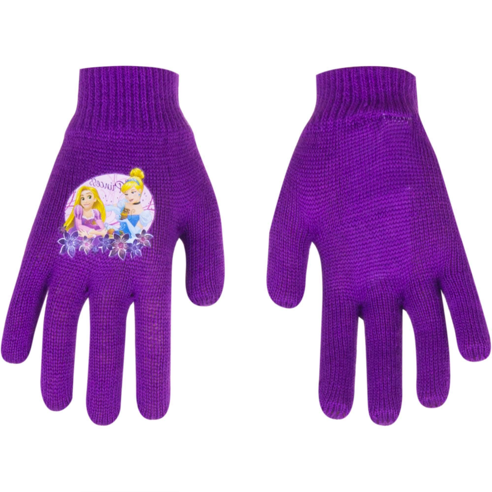 Princess gloves Magic Purle (Age: 2-5 years old)