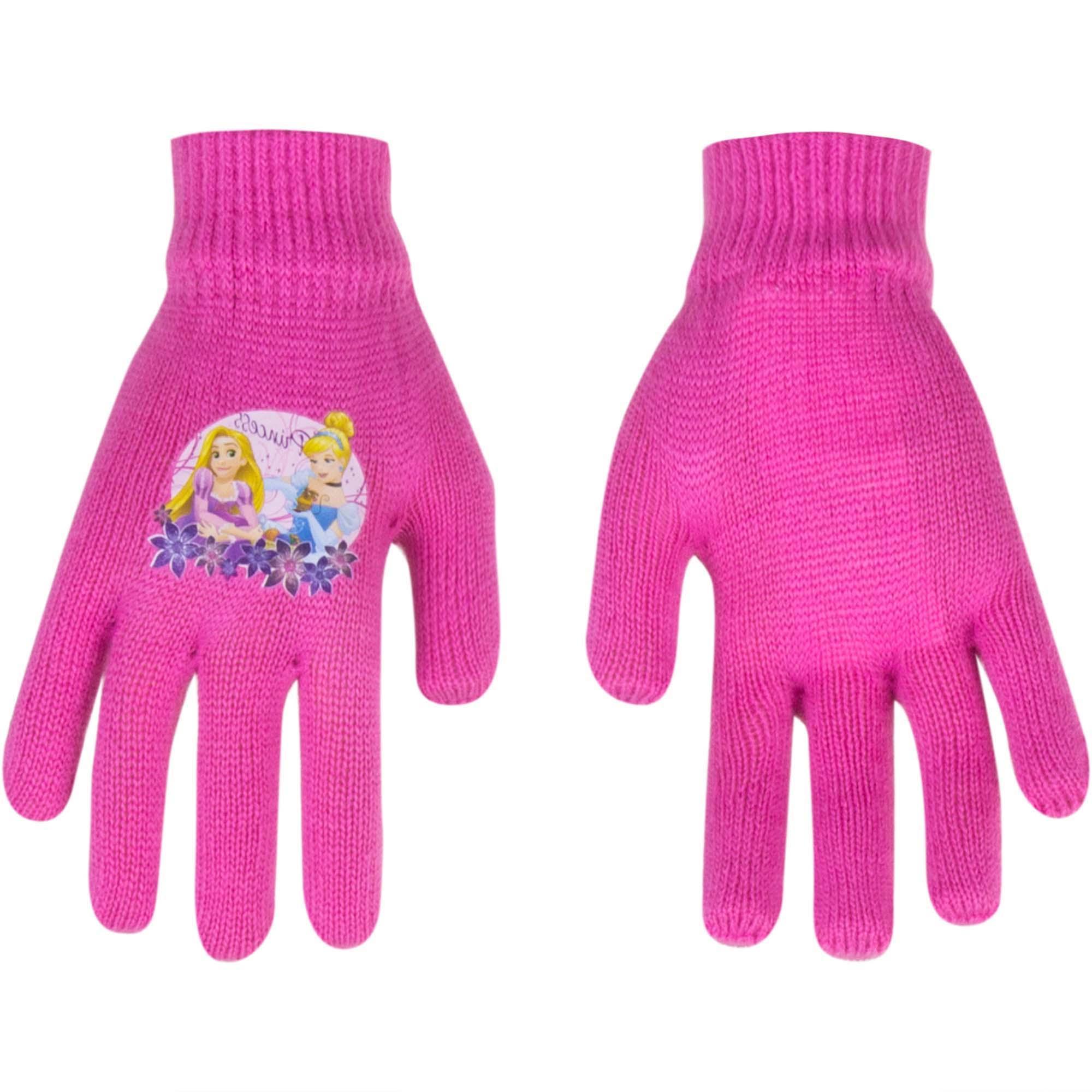 Princess gloves Magic Fuxia (Age: 2-5 years)