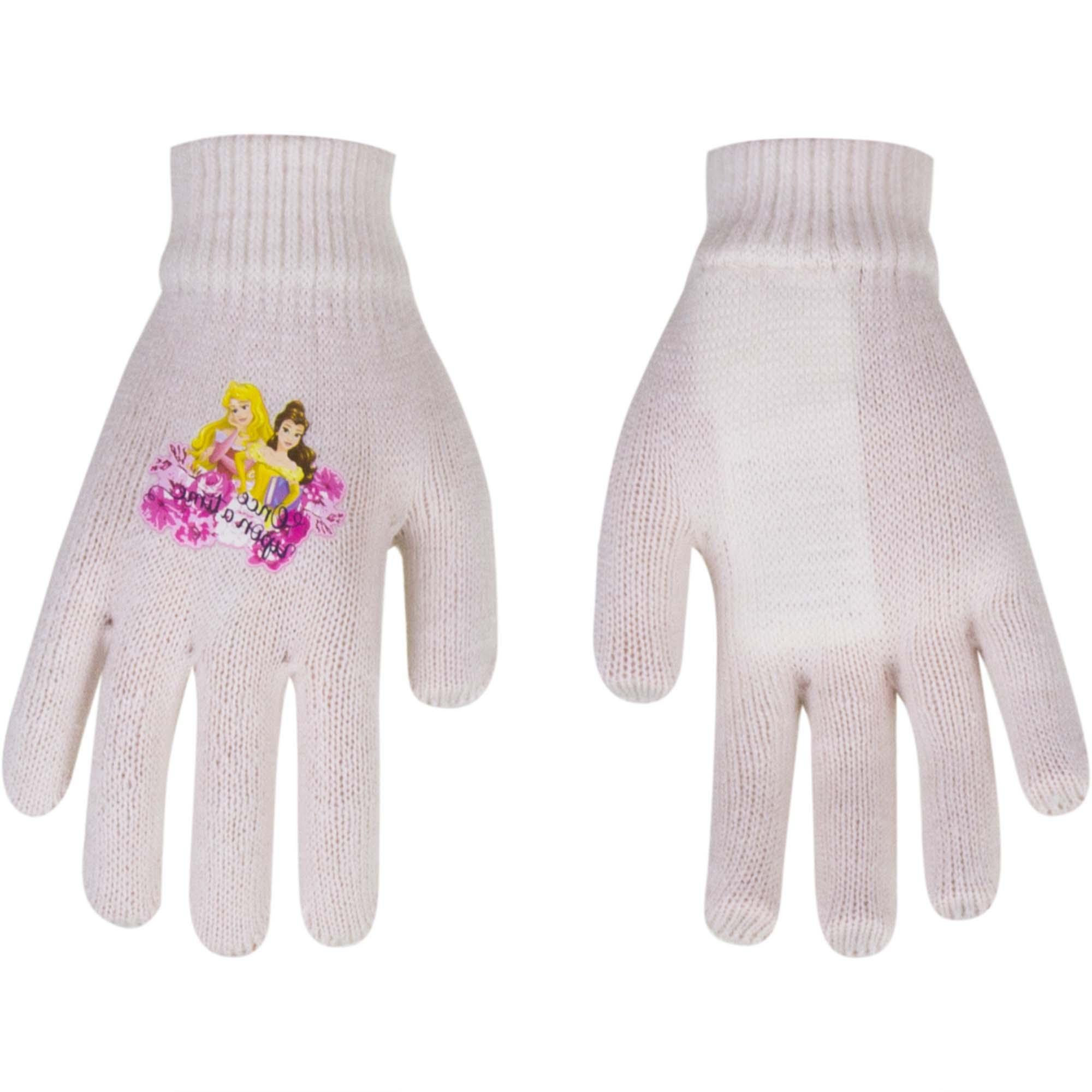 Princess gloves Magic White (Age: 2-5 years old)