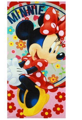 Official Minnie Mouse Flowers Beach Tower