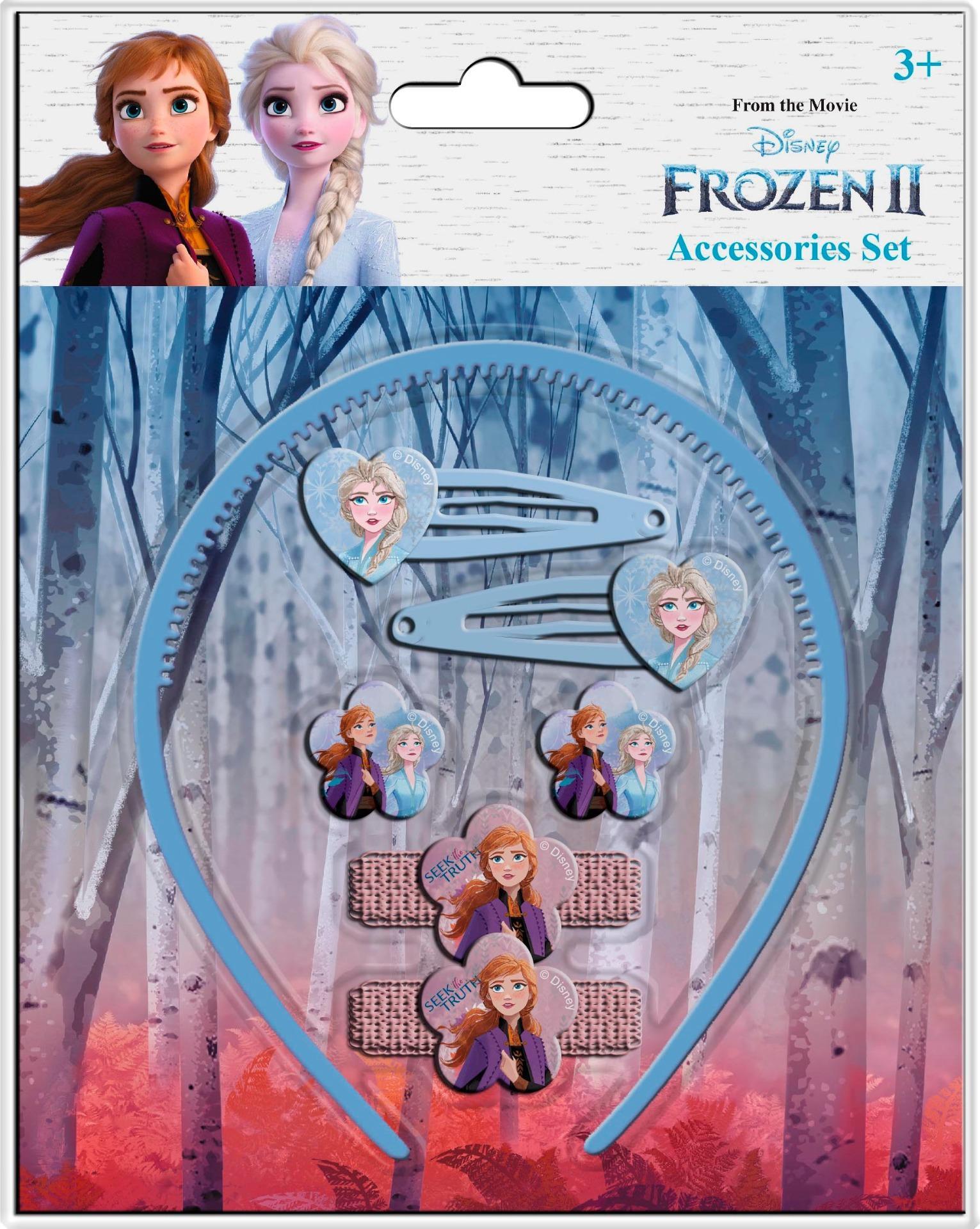Αξεσουάρ μαλλιών Frozen II 7 pieces hair set Believe
