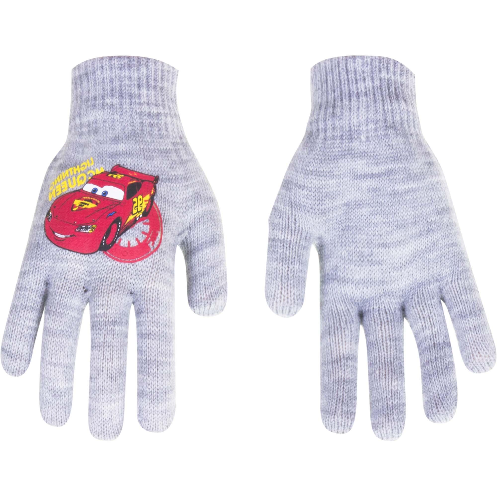 Cars Disney gloves MC Queen_ Grey (1-5 years old)