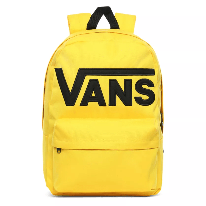 OLD SKOOL III BACKPACK Lemon Chrome