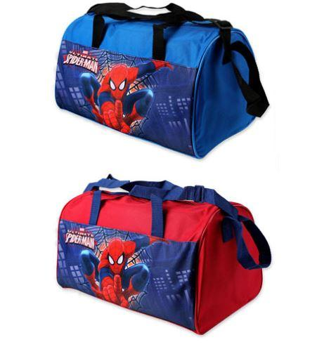 OFFICIAL CHILDRENS ULTIMATE SPIDERMAN SPORTS BAG