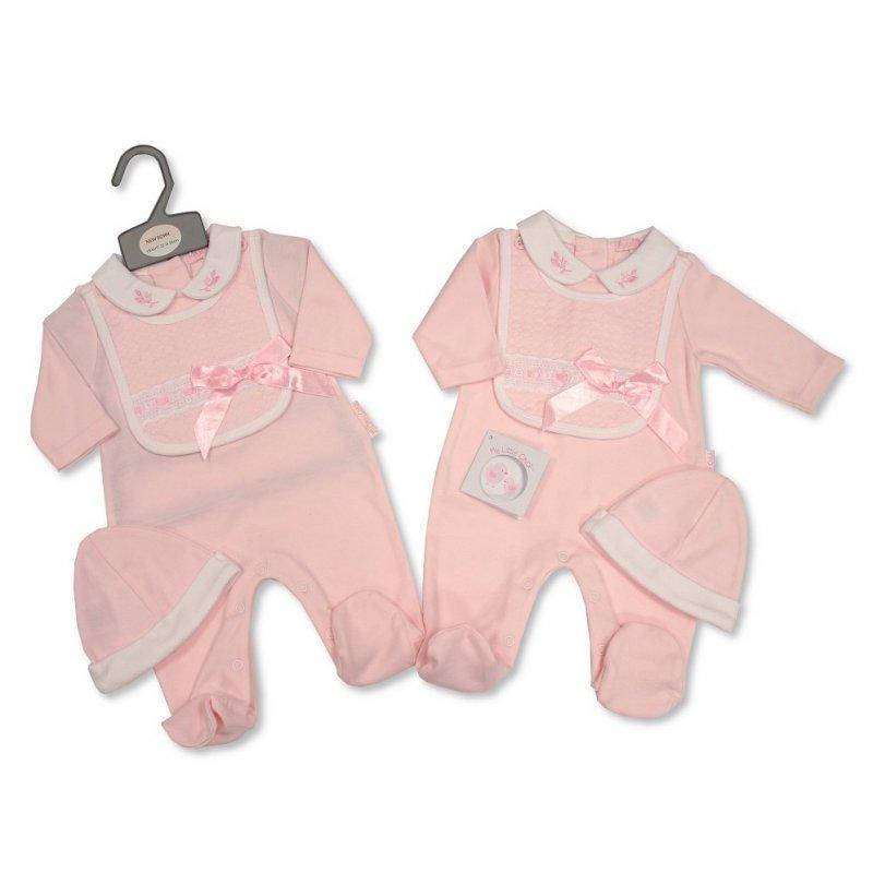 Baby set - My Little Chick (ΝΒ, 0-3, 3-6)