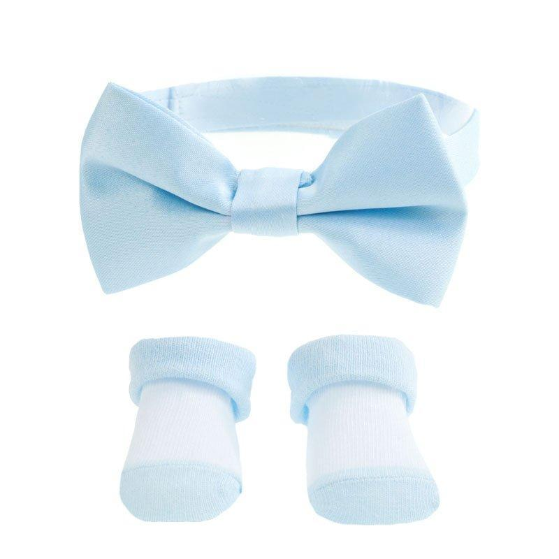 Bow Tie & Sock Set (6-12 Months)