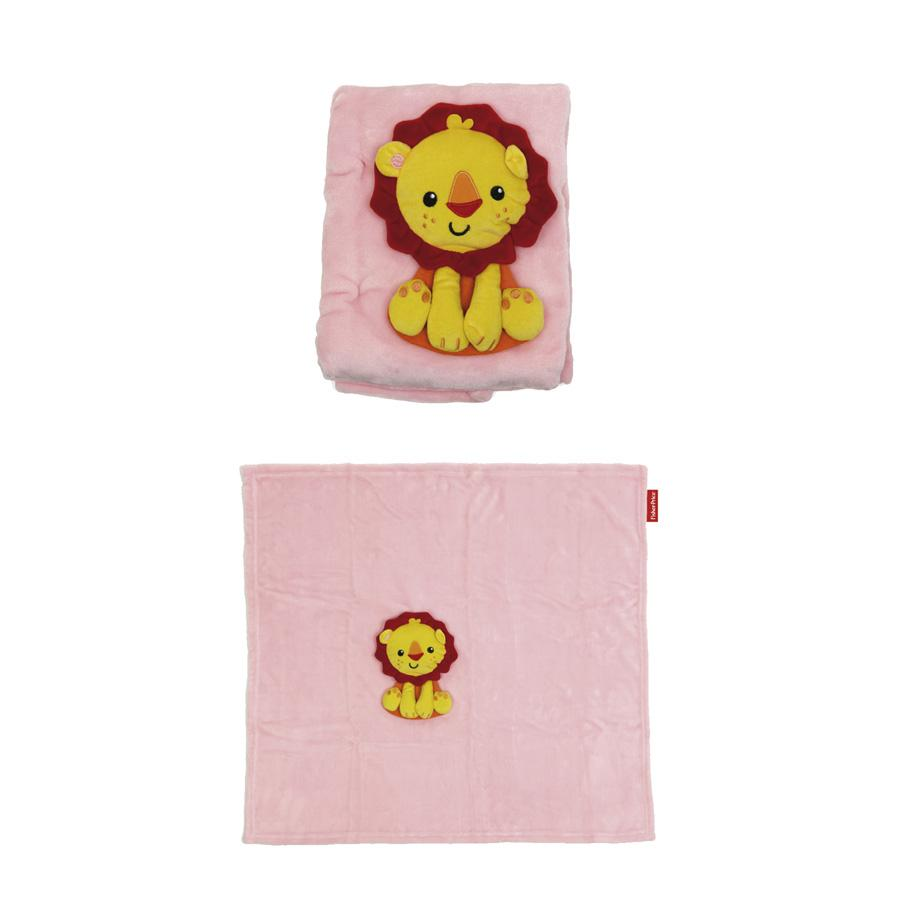 Baby Blanket lion Fisher Price