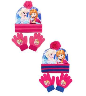 Frozen II Hat & Gloves Set (one size)