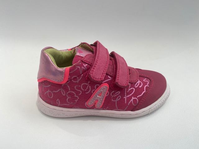 De La Prada Zapato Estampado Fresa (No 22-30)