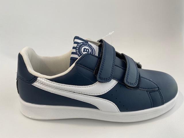 Sneaker Bacio-Bacio Italy Blue (No 25-30)