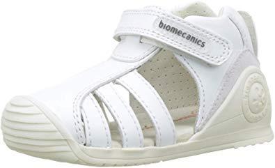 192125 B-BLANCO Biomecanics white shoe