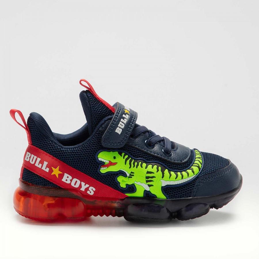 BULL BOYS  Παιδικό Sneaker BB2130 (No 24-33)