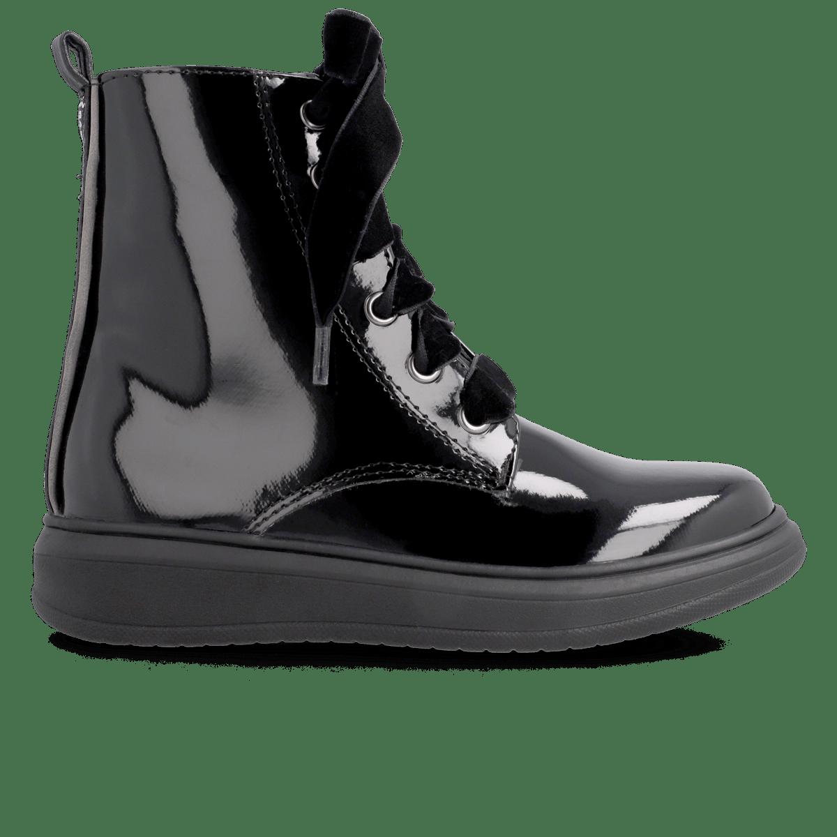 Garvalin Girl Boots Black 211541 (No 28-36)