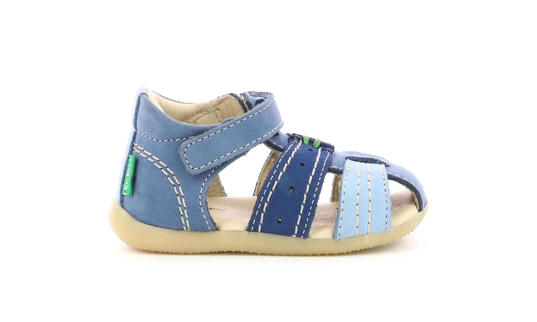 Kickers 785420-10-53 BigBazar-2 Blue Tricolore