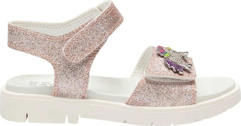 Lelli Kelly Rosa Glitter Unicorn (No 27-35)