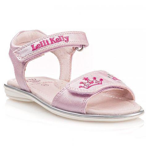LK1510 Lelli Kelly Sandalo YC01 rosa perlato (Νο 24-33)