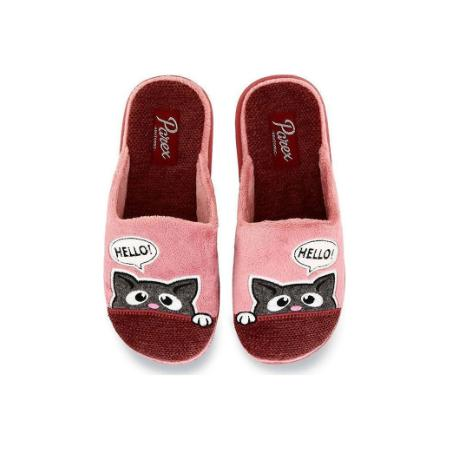 Parex Hello Pink Slipper (No 36-41)