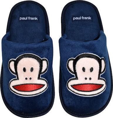 Paul Frank παιδικές παντόφλες μπλε (No 31-38)