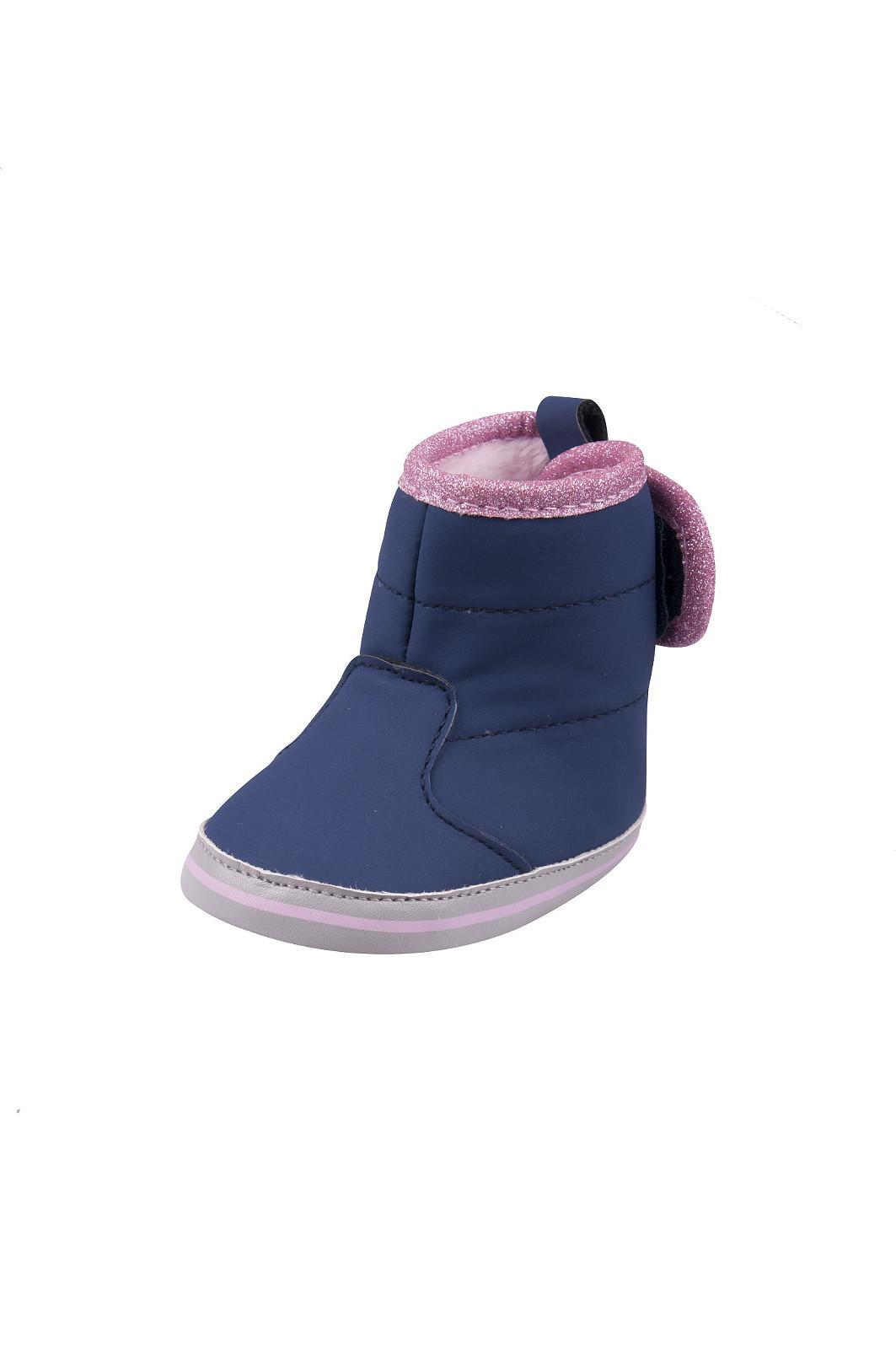Baby Cuddle Boot Blue (0-6 months)