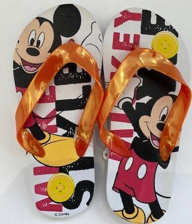 MICKEY MOUSE Flip Flop Style (No 29-34)