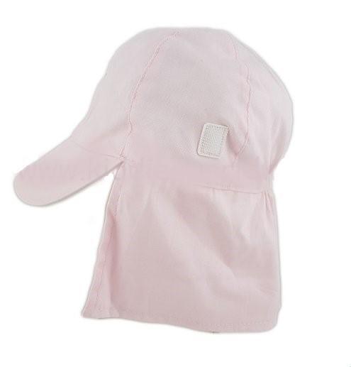 BABY PLAIN LEGIONNAIRE CAP (0-6 MONTHS)