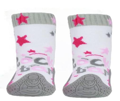 Rock Star SoftTouch Socks (No 19-22)