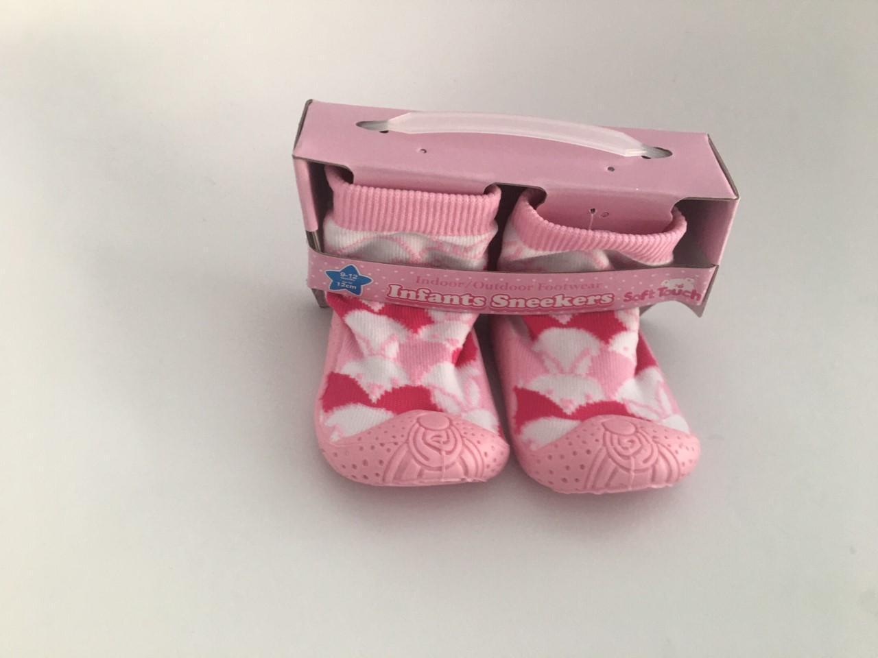 Socks-slippers Bunny (No 19-22)