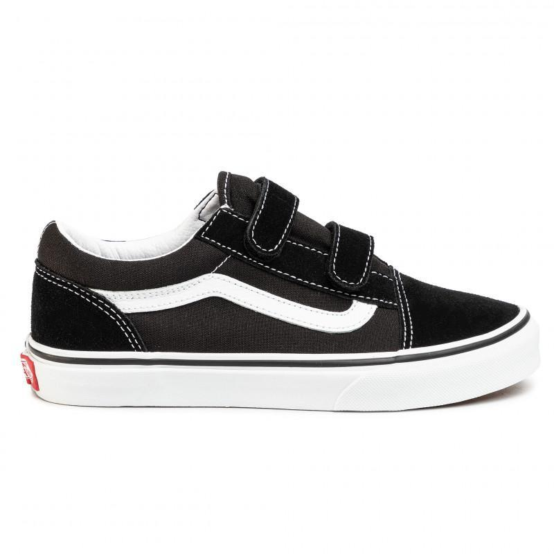 Vans OLD SKOOL V VHE6BT Μαύρο (Νο 27-33)