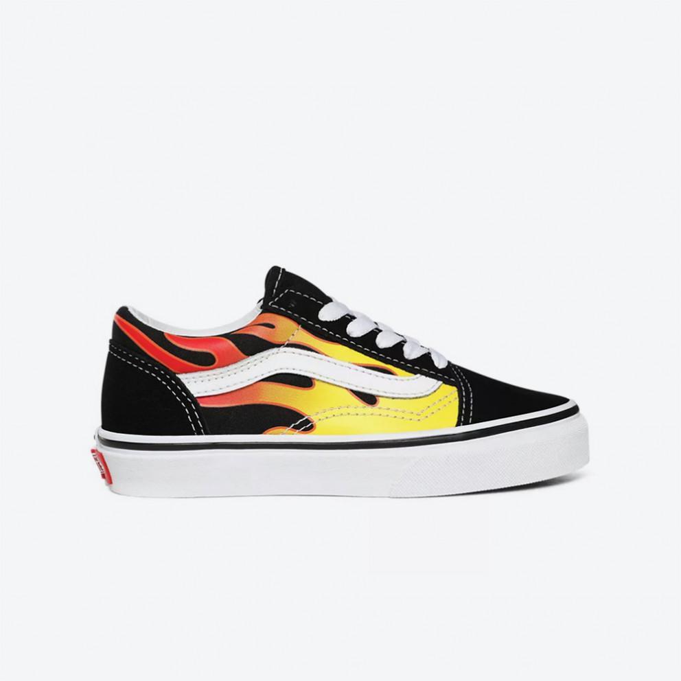 Vans Sneaker Old Skool Flame  VN0A5AOAXEY1 (Νο 27-34)