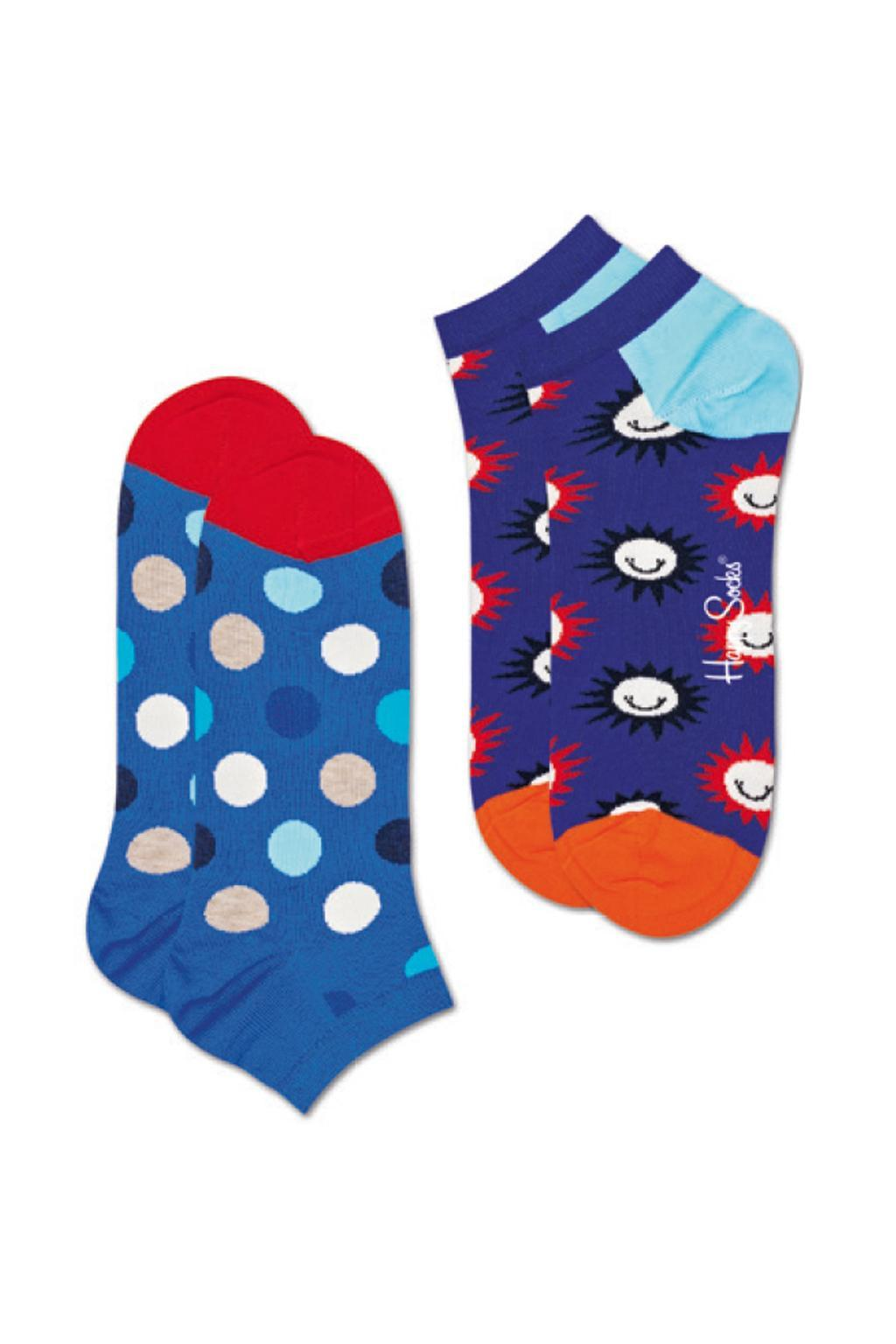 HAPPY SOCKS BDO02-6501 LOW 2-PACK UNISEX