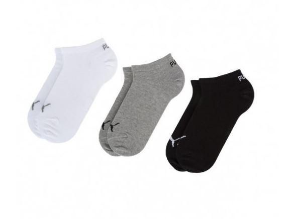 Puma socks short No 35-38 (3 pieces)