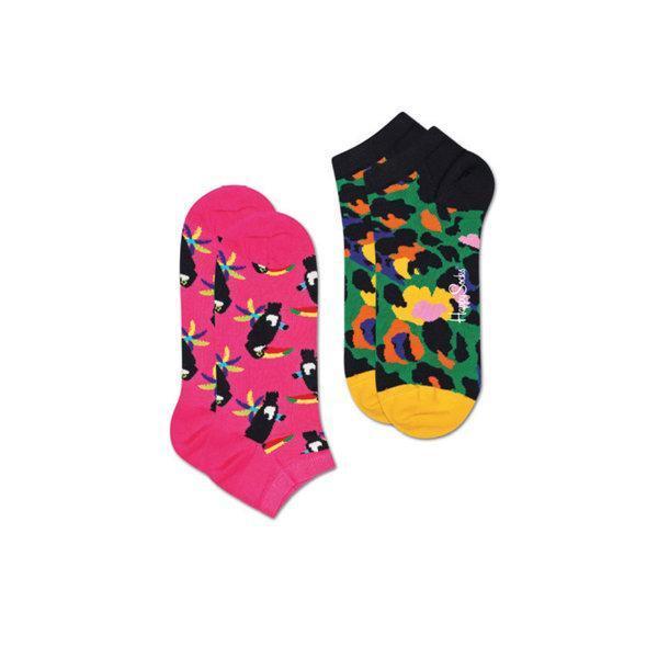 Happy Socks TOU02-3500 set of 2 packs short design