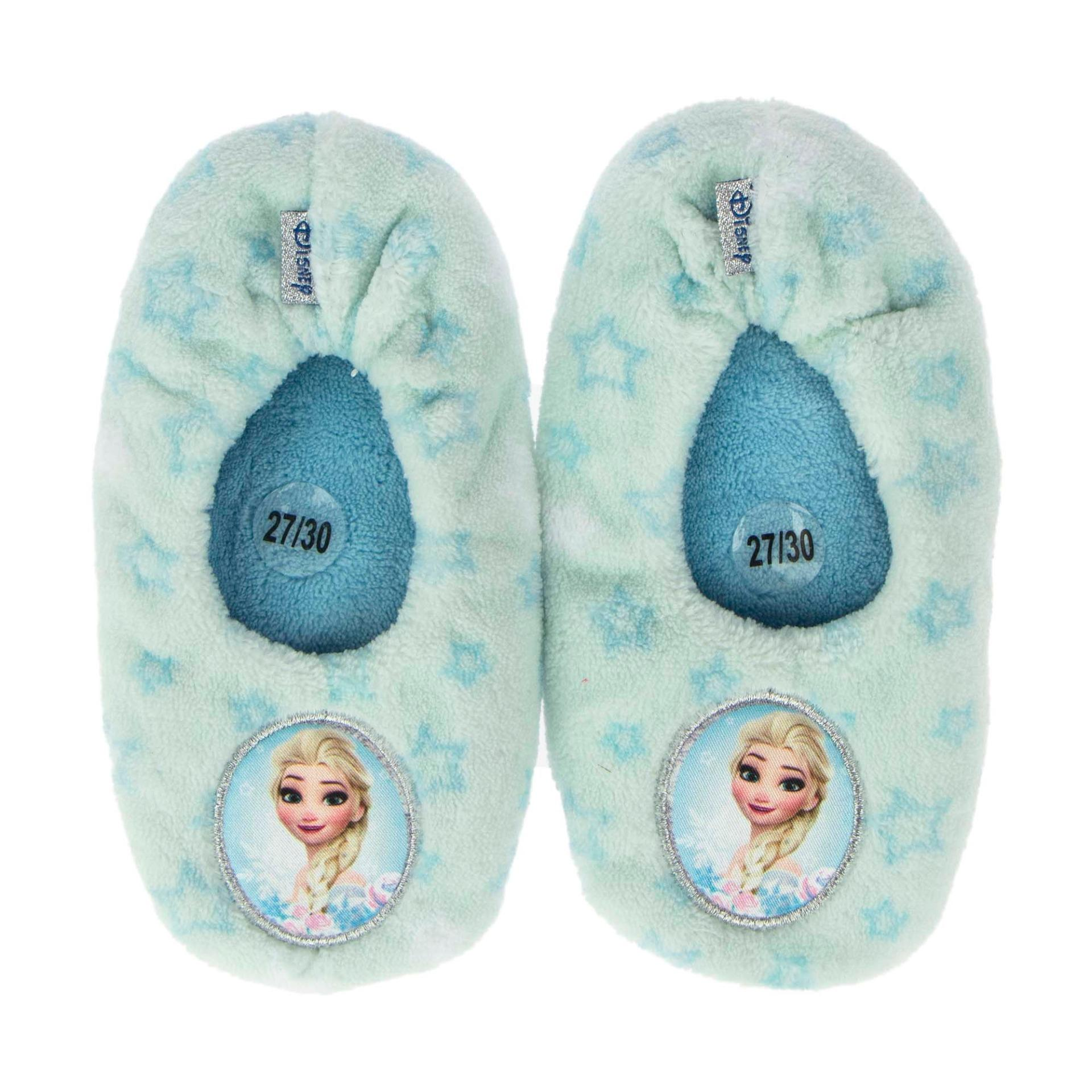 Καλτσοπαντοφλάκια Frozen Disney ΙΙ  with anti-slip Elsa
